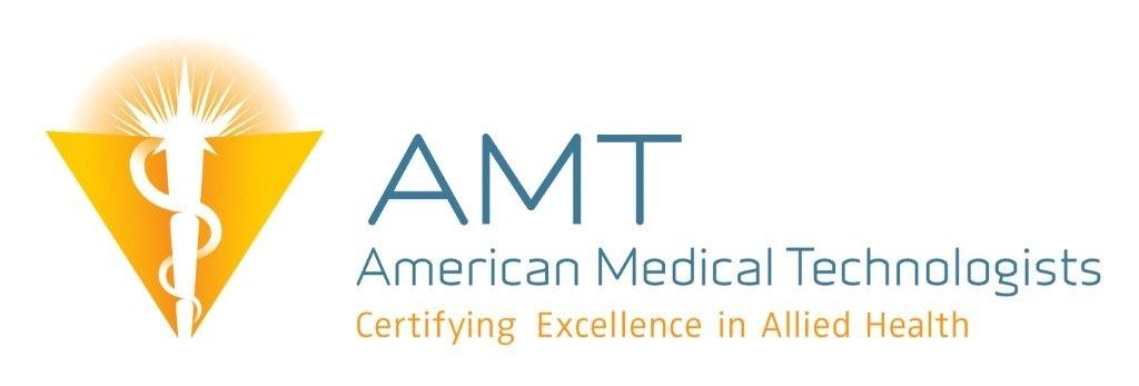 logo for american medical technologists